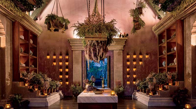World's Most Luxurious Spas