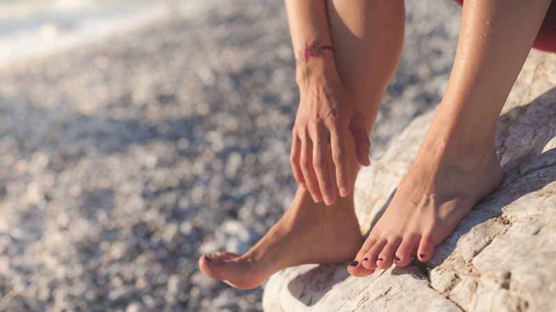 What feet can tell you about health
